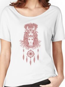 The Beast Master Women's Relaxed Fit T-Shirt