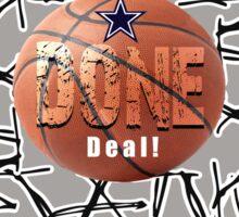 cleveland champions Sticker