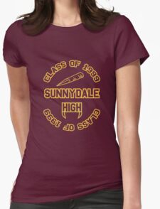 Sunnydale Class of 1999 Womens Fitted T-Shirt