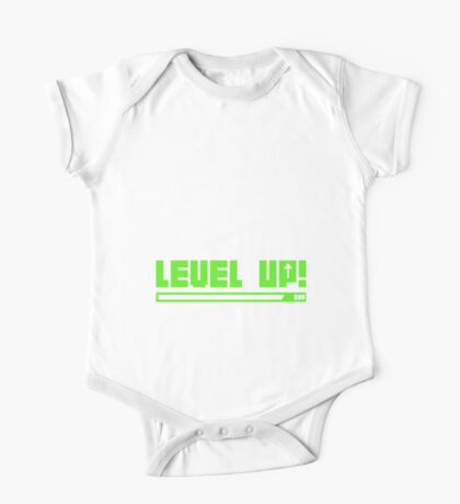 Gamers Dont Age We Level Up  One Piece - Short Sleeve