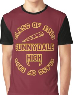 Sunnydale Class of 1999 Graphic T-Shirt