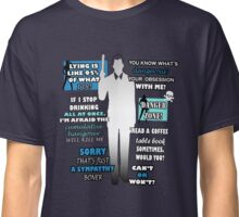 Archer Sterling Classic T-Shirt