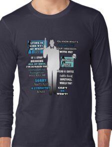 Archer Sterling Long Sleeve T-Shirt