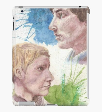 The Detective and The Doctor iPad Case/Skin