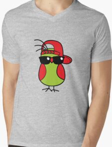 Cool birb  Mens V-Neck T-Shirt