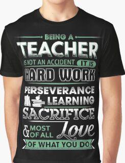 Proud Teacher Graphic T-Shirt