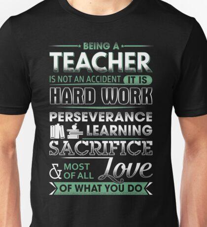 Proud Teacher Unisex T-Shirt