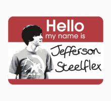 Jefferson Steelflex + Photo - Drake and Josh Inspired Kids Tee