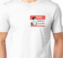 Jefferson Steelflex + Photo - Drake and Josh Inspired Unisex T-Shirt