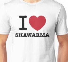 I HEART Shawarma Unisex T-Shirt