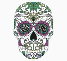 kappa delta skulls by natatat