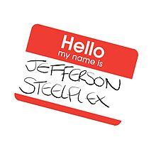 Jefferson Steelflex - Drake and Josh Inspired by Katy177