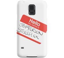 Jefferson Steelflex - Drake and Josh Inspired Samsung Galaxy Case/Skin