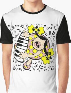 piano baby Graphic T-Shirt