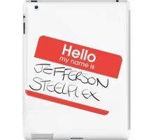Jefferson Steelflex - Drake and Josh Inspired iPad Case/Skin
