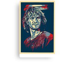 Patrick Swayze Canvas Print