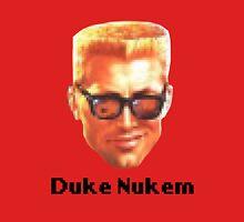 Duke Nukem PixL Unisex T-Shirt
