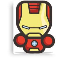 Mr Ironman Canvas Print