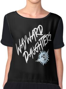 Wayward Daughters Chiffon Top