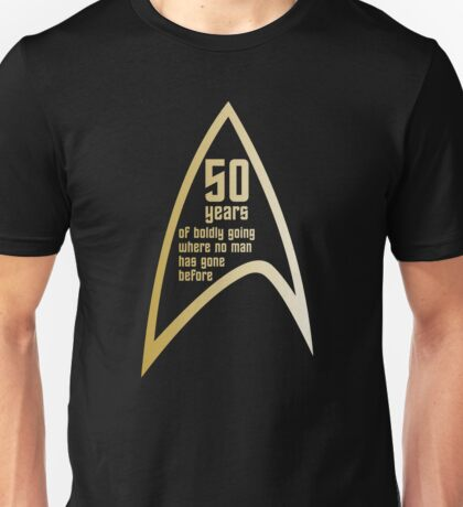 Star Trek 50th Anniversary Unisex T-Shirt