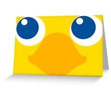 Chocobo Greeting Card
