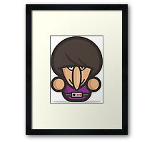 Mr Howard Bigbang Framed Print