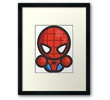 Mr Spider Framed Print