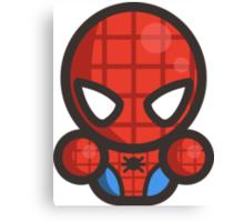 Mr Spider Canvas Print