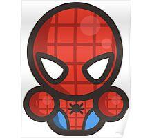 Mr Spider Hero Poster