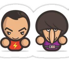 Mr Big Bang Theory Sticker