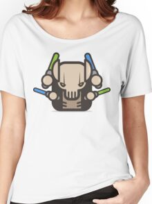 Mr Grievius Robot Women's Relaxed Fit T-Shirt