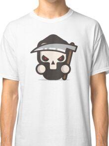 Mr Death skull Halloween Classic T-Shirt