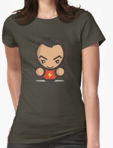 Mr Sheldom Big Bang Womens Fitted T-Shirt