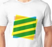 Abstract stripe Unisex T-Shirt