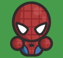 Mr Spider Hero One Piece - Short Sleeve