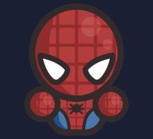 Mr Spider Hero Kids Tee