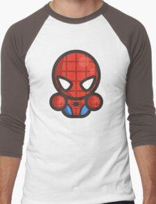 Mr Spider Hero Men's Baseball ¾ T-Shirt