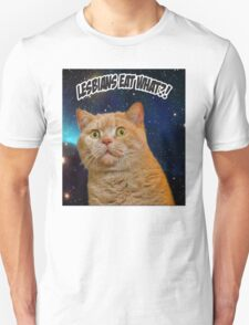 LESBIANS EAT WHAT?! Unisex T-Shirt