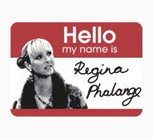 Regina Phalange - FRIENDS Inspired Kids Clothes