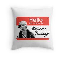 Regina Phalange - FRIENDS Inspired Throw Pillow