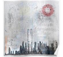At Ground Zero Poster