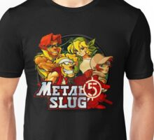 Metal Slug 5 Unisex T-Shirt