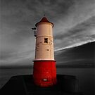 Berwick Upon Tweed Lighthouse by Chris Tait