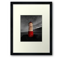 Berwick Upon Tweed Lighthouse Framed Print