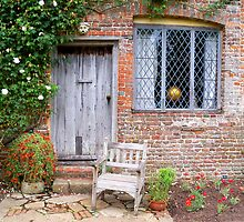 Window, Door and a Seat by hootonles