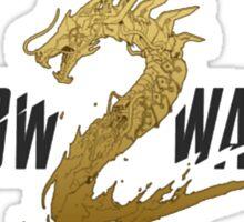Shadow Warrior 2 Sticker