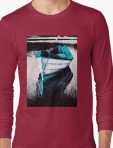 Boats painting  Long Sleeve T-Shirt