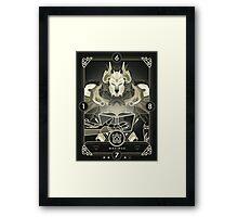 Maximus Framed Print