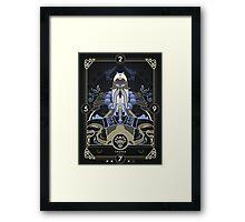 Indra Framed Print
