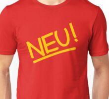 Neu! (yellow) Unisex T-Shirt